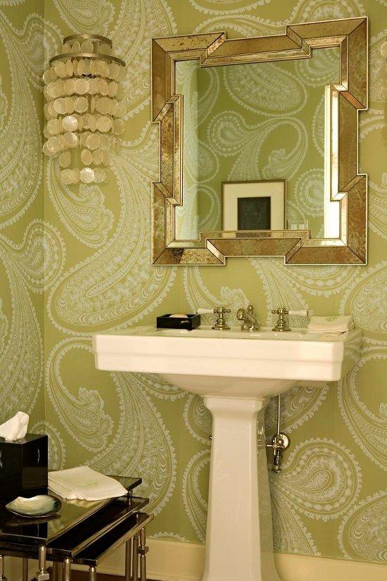 Фотография: Ванная в стиле Классический, Современный, Декор интерьера, Декор дома, Ковер – фото на INMYROOM