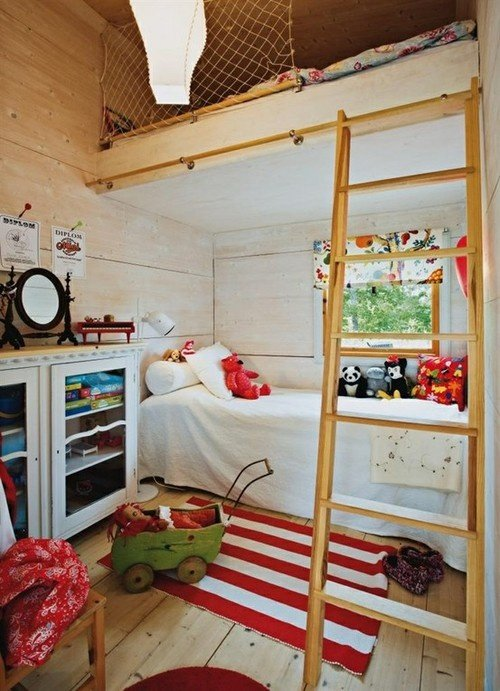 Фотография: Детская в стиле Прованс и Кантри, Современный, Интерьер комнат – фото на InMyRoom.ru