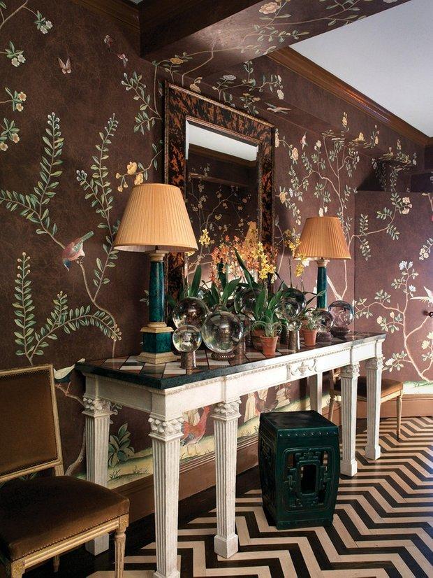 Фотография: Мебель и свет в стиле Прованс и Кантри, Эклектика, Декор интерьера, Дизайн интерьера, Цвет в интерьере – фото на INMYROOM