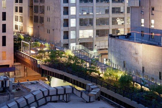 Фотография: Спальня в стиле Скандинавский, Дома и квартиры, Городские места, Нью-Йорк – фото на InMyRoom.ru