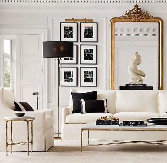 Фотография:  в стиле , Кухня и столовая, Гостиная, Спальня, Эклектика, Декор интерьера, Франция, Декор – фото на INMYROOM