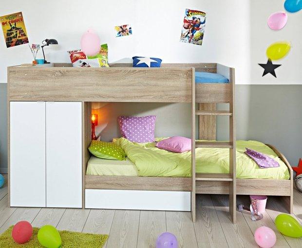 Фотография:  в стиле , Детская, Спальня, Советы – фото на INMYROOM