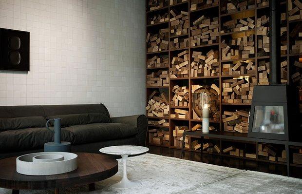Фотография: Гостиная в стиле , Стиль жизни, Советы, Международная Школа Дизайна – фото на INMYROOM