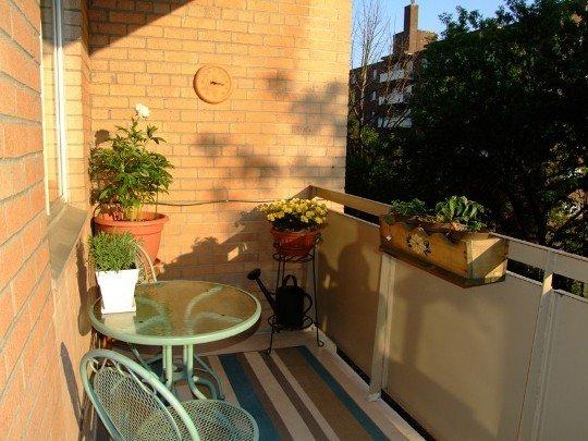 Фотография: Балкон в стиле Современный, Декор интерьера, Квартира, Интерьер комнат – фото на INMYROOM