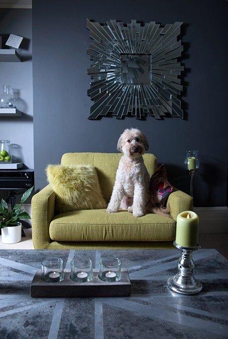 Фотография: Гостиная в стиле Эклектика, Декор интерьера, Мебель и свет, Декор дома, Кресло – фото на INMYROOM