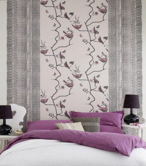 Фотография: Спальня в стиле Восточный, Эклектика, Гостиная, Интерьер комнат, Картины, Зеркало – фото на INMYROOM