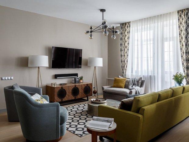 Дизайн: Надя Зотова, Enjoy Home
