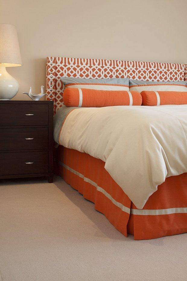 Фотография: Спальня в стиле Современный, Декор интерьера, Декор дома, Цвет в интерьере – фото на INMYROOM