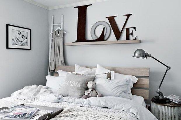 Фотография: Спальня в стиле Скандинавский, Декор интерьера, Дом, Декор дома – фото на INMYROOM