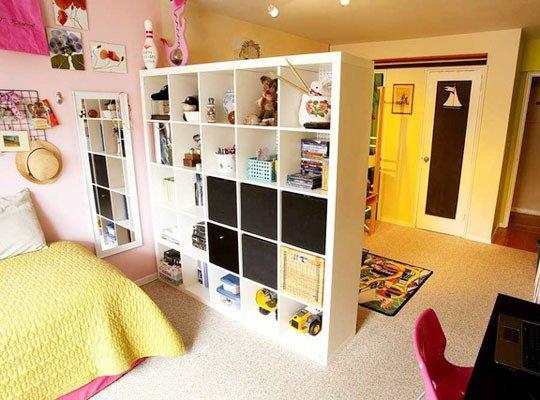 Фотография: Детская в стиле Современный, Декор интерьера, Декор дома, Ширма, Перегородки – фото на INMYROOM