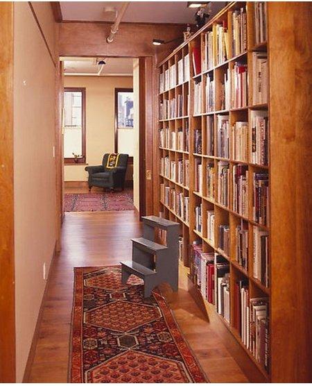 Фотография:  в стиле Прованс и Кантри, Хранение, Стиль жизни, Советы, Библиотека – фото на INMYROOM