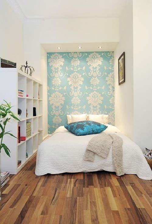 Фотография: Спальня в стиле Скандинавский, Малогабаритная квартира, Квартира, Советы – фото на INMYROOM