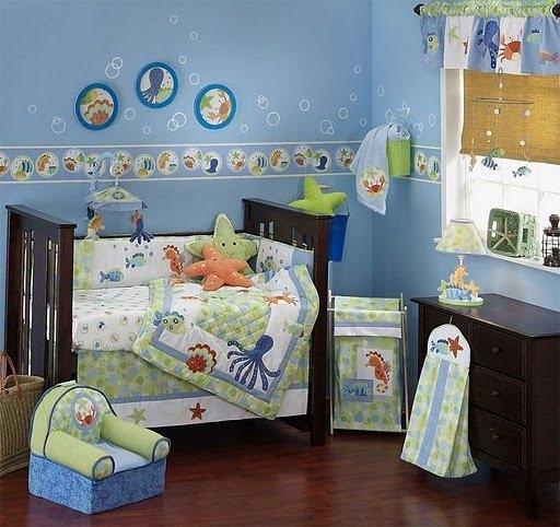 Фотография: Детская в стиле Прованс и Кантри, Декор интерьера, Интерьер комнат, Мебель и свет – фото на InMyRoom.ru