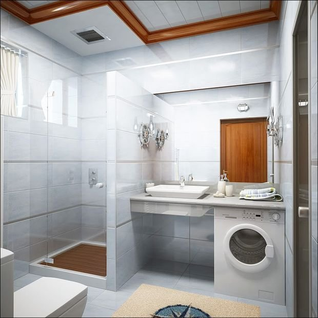 Фотография: Кухня и столовая в стиле Классический, Ванная, Квартира, Дом, Планировки, Ремонт на практике – фото на INMYROOM