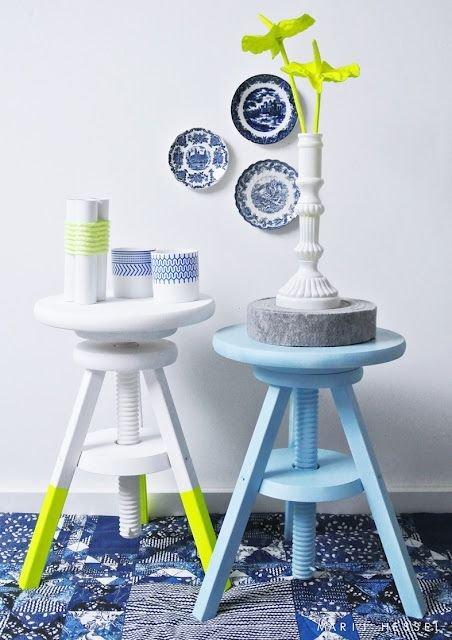Фотография: Мебель и свет в стиле Прованс и Кантри, Скандинавский, Декор интерьера, Дизайн интерьера, Цвет в интерьере, Желтый – фото на INMYROOM
