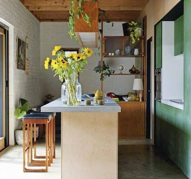 Фотография: Кухня и столовая в стиле Минимализм, Дом и дача – фото на INMYROOM