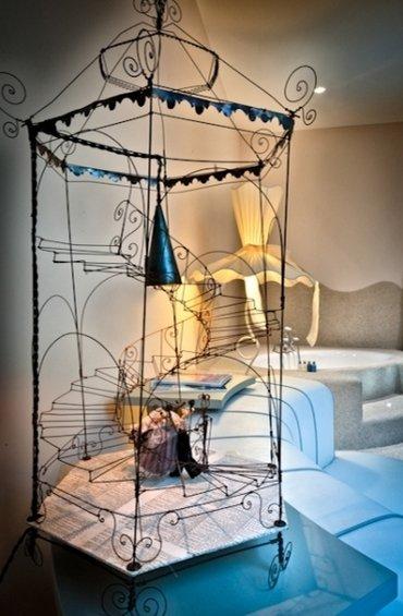 Фотография: Ванная в стиле Прованс и Кантри, Эклектика, Дома и квартиры, Городские места, Отель, Модерн, Милан, Замок – фото на INMYROOM