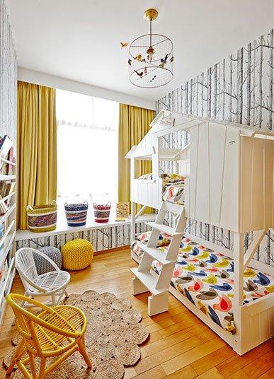 Фотография: Детская в стиле Скандинавский, Современный, Декор интерьера, Квартира – фото на InMyRoom.ru