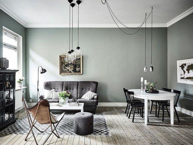 Фотография: Кухня и столовая в стиле Скандинавский, Квартира, Советы, Geberit – фото на INMYROOM