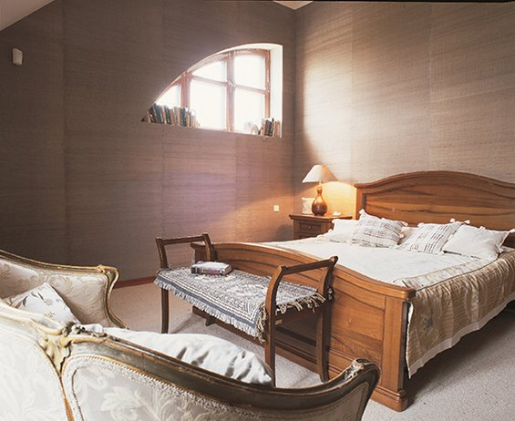 Фотография: Спальня в стиле Прованс и Кантри, Эко, Классический, Декор интерьера, Дом, Дома и квартиры, Наталья Гусева – фото на INMYROOM