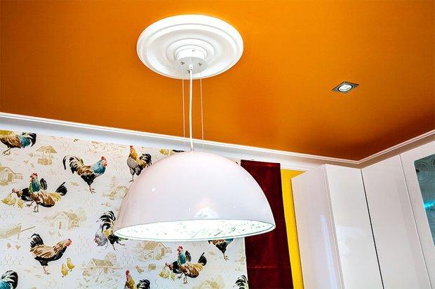 Фотография: Прочее в стиле , Кухня и столовая, Эклектика, Интерьер комнат – фото на INMYROOM
