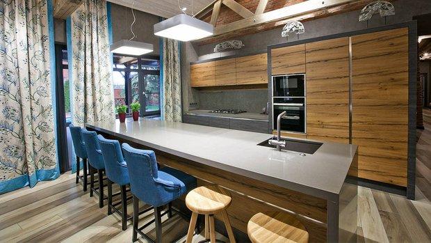 Фото: кухни и столовые Гранд
