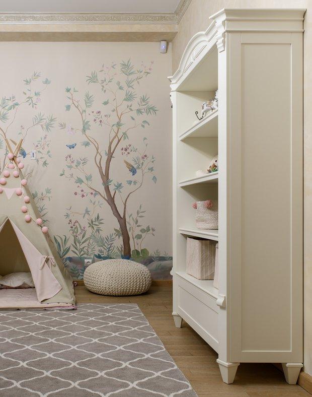 Фотография: Детская в стиле Классический, Декор интерьера, Ольга Берелет – фото на INMYROOM