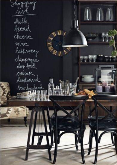 Фотография: Кухня и столовая в стиле Лофт, Эклектика, Декор интерьера, Интерьер комнат – фото на INMYROOM