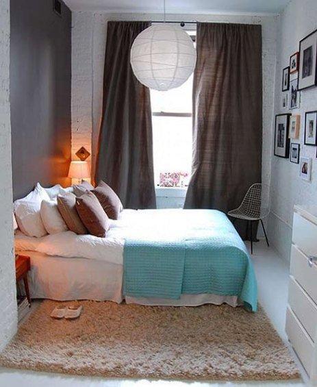 Фотография: Спальня в стиле Лофт, Декор интерьера, Интерьер комнат, Хрущевка – фото на INMYROOM