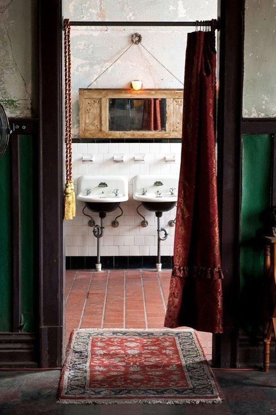 Фотография: Ванная в стиле Прованс и Кантри, Лофт, Декор интерьера, Декор, Советы – фото на INMYROOM