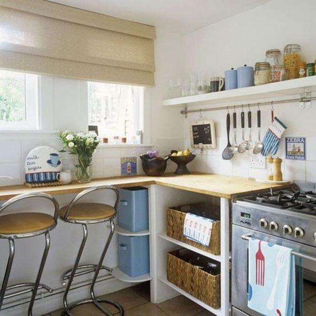 Фотография: Кухня и столовая в стиле , Квартира, Дом, Планировки, Мебель и свет, Советы, Переделка – фото на INMYROOM