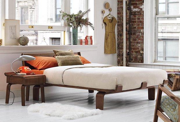 Фотография: Спальня в стиле Лофт, Современный, Эклектика, Декор интерьера, DIY, Текстиль – фото на INMYROOM