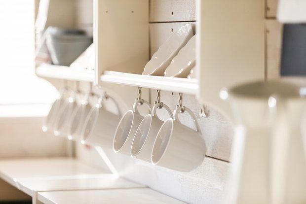 Фотография:  в стиле , Советы, маленькая кухня, интерьер кухни, кухня – фото на INMYROOM