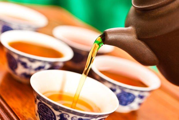 Фотография:  в стиле , Обзоры, чай – фото на INMYROOM