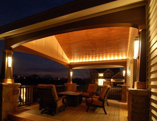 Фотография: Балкон, Терраса в стиле ,  – фото на INMYROOM