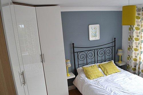 Фотография: Спальня в стиле Прованс и Кантри, Скандинавский, Современный, Переделка, ИКЕА – фото на INMYROOM