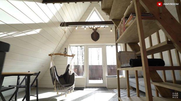 Фотография:  в стиле , Дом, Дача, Гид, 40-60 метров, дом своими руками – фото на INMYROOM