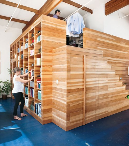 Фотография: Кухня и столовая в стиле Скандинавский, Лофт, Дом, Дома и квартиры, Калифорния – фото на InMyRoom.ru