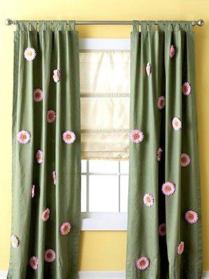 Фотография:  в стиле , Декор интерьера, Советы, Шторы, декор окна – фото на INMYROOM