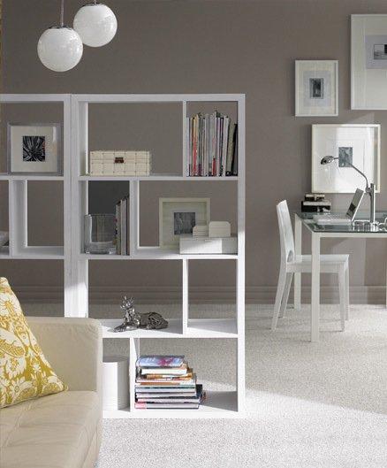 Фотография: Кабинет в стиле Современный, Декор интерьера, Декор дома, Ширма, Перегородки – фото на INMYROOM
