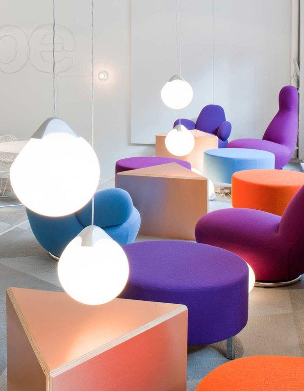 Фотография:  в стиле Современный, Офисное пространство, Офис, Дома и квартиры, Стокгольм – фото на INMYROOM