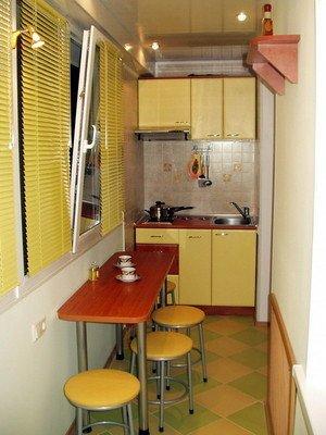 Фотография: Кухня и столовая в стиле Современный, Стиль жизни, Советы, Шкаф, Евростиль-сервис, Зимний сад – фото на INMYROOM