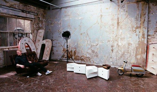 Фотография:  в стиле Лофт, Современный, Декор интерьера, Мебель и свет – фото на INMYROOM