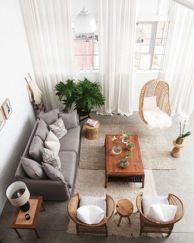 Фотография: Гостиная в стиле Скандинавский, Декор интерьера, Дача, Дом и дача – фото на INMYROOM