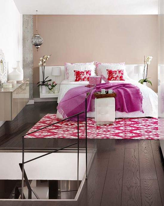 Фотография: Спальня в стиле Современный, Восточный, Декор интерьера, Декор дома – фото на INMYROOM