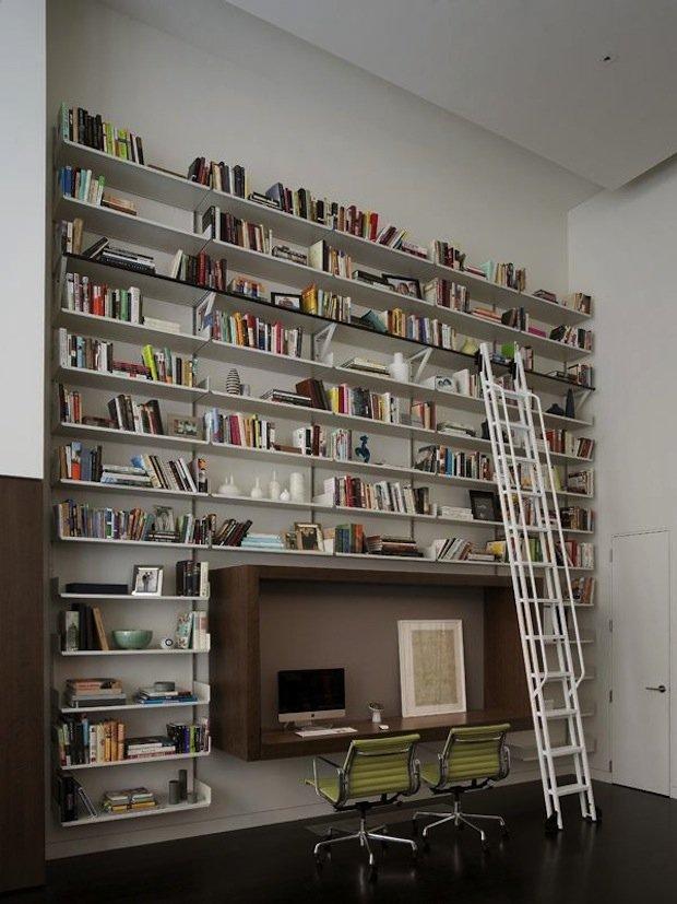 Фотография: Офис в стиле Современный, Хай-тек, Декор интерьера, Декор дома, Библиотека – фото на INMYROOM