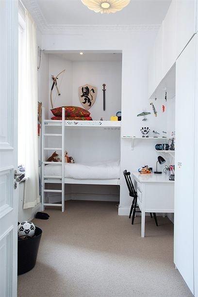 Фотография: Детская в стиле Скандинавский, Декор интерьера, Малогабаритная квартира, Квартира, Декор, Советы – фото на INMYROOM
