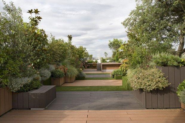 Фотография: Ландшафт в стиле , Квартира, Дома и квартиры – фото на INMYROOM