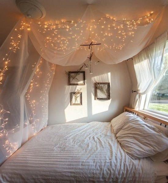 Фотография: Спальня в стиле Прованс и Кантри, Скандинавский, Интерьер комнат – фото на INMYROOM