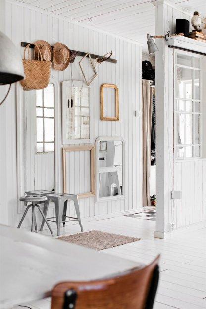 Фотография: Прихожая в стиле Скандинавский, Дом, Швеция, Дома и квартиры – фото на INMYROOM